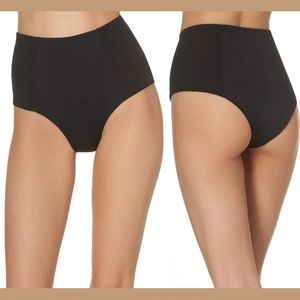 NEW L Space Jackie High Waist Ditsy Bikini Bottom